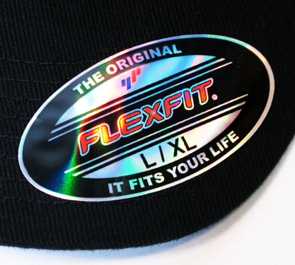 Logo Team Flexfit Hat | Black
