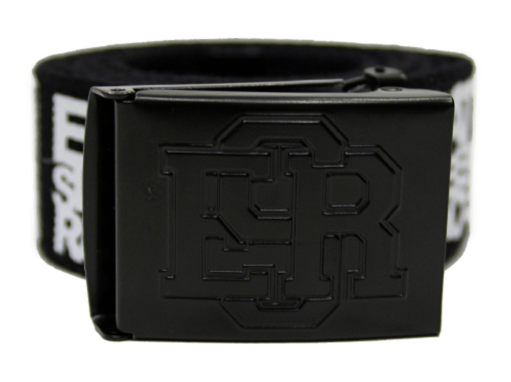 ESR Logo Belt | Black/White