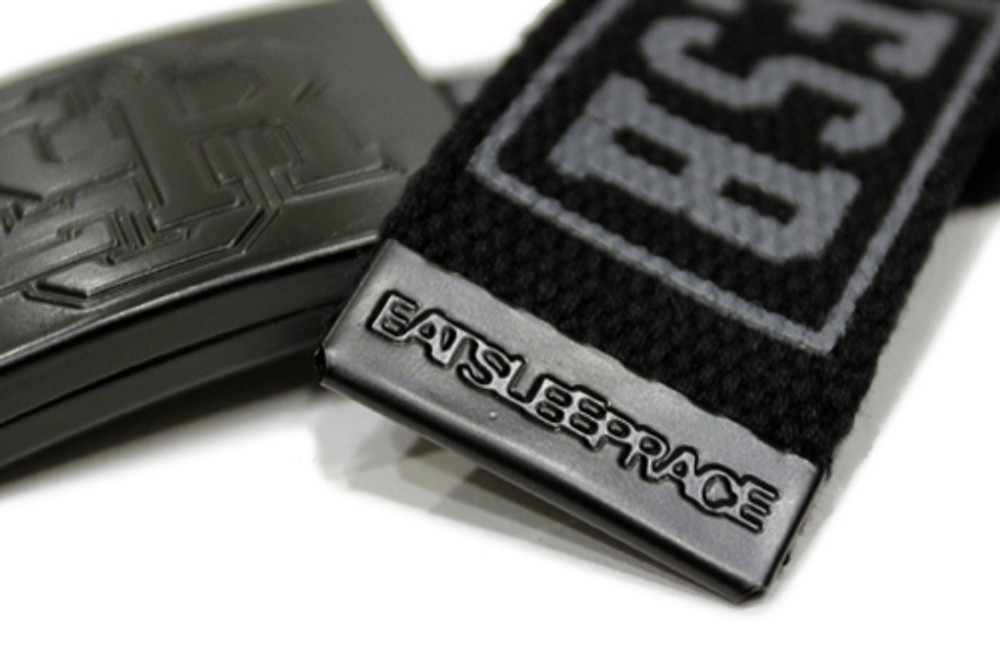 ESR Logo Belt | Black/Grey