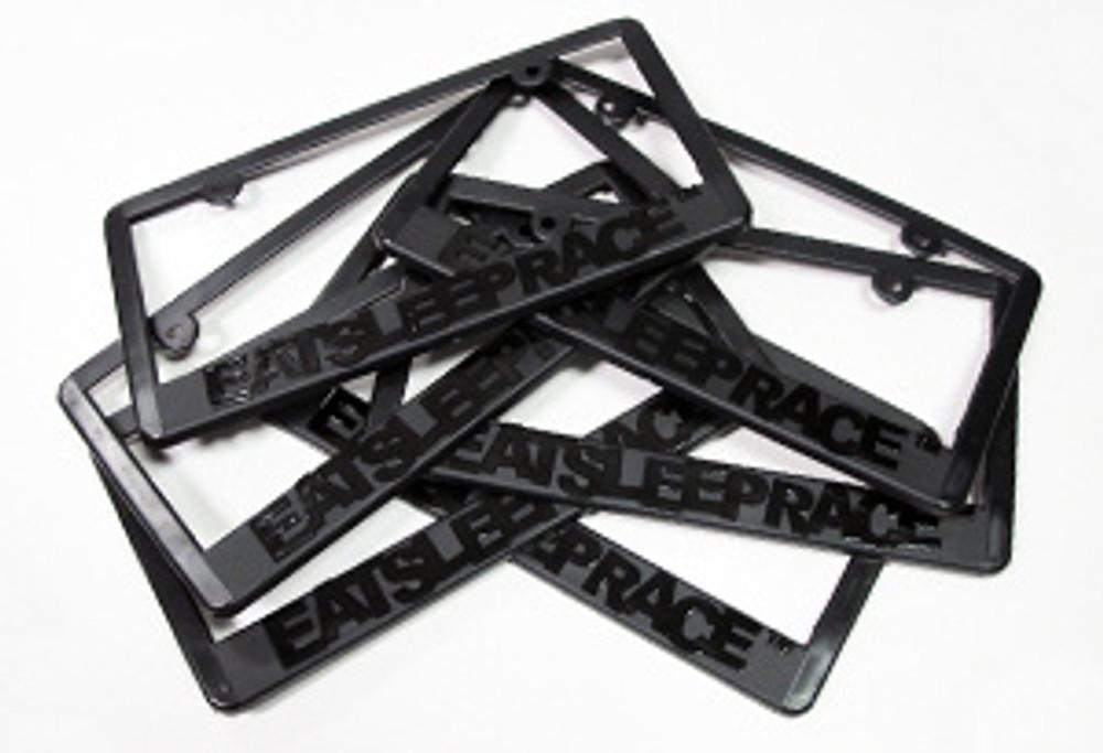 Logo Plate Frame | Black