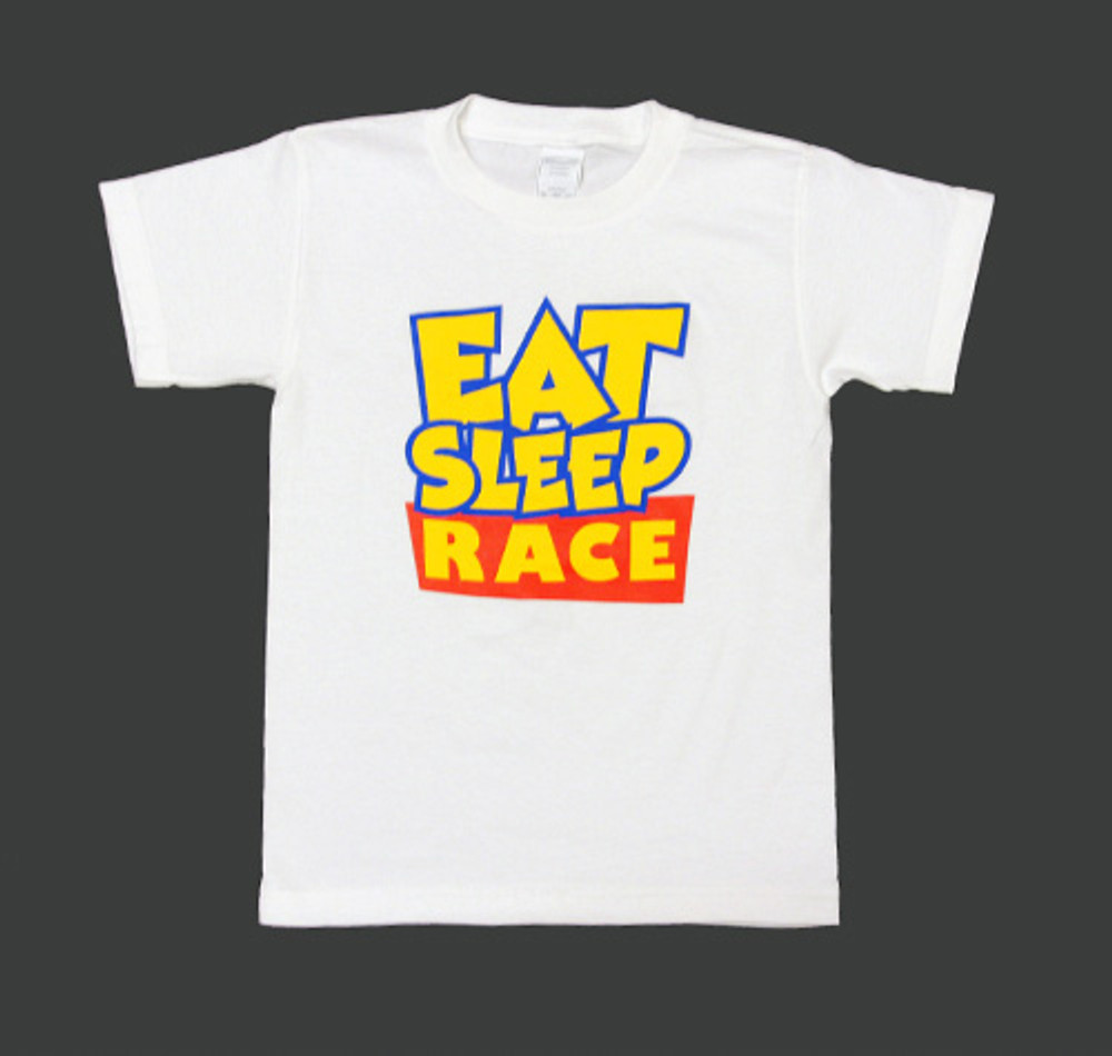 Kids Cartoon T-Shirt   White