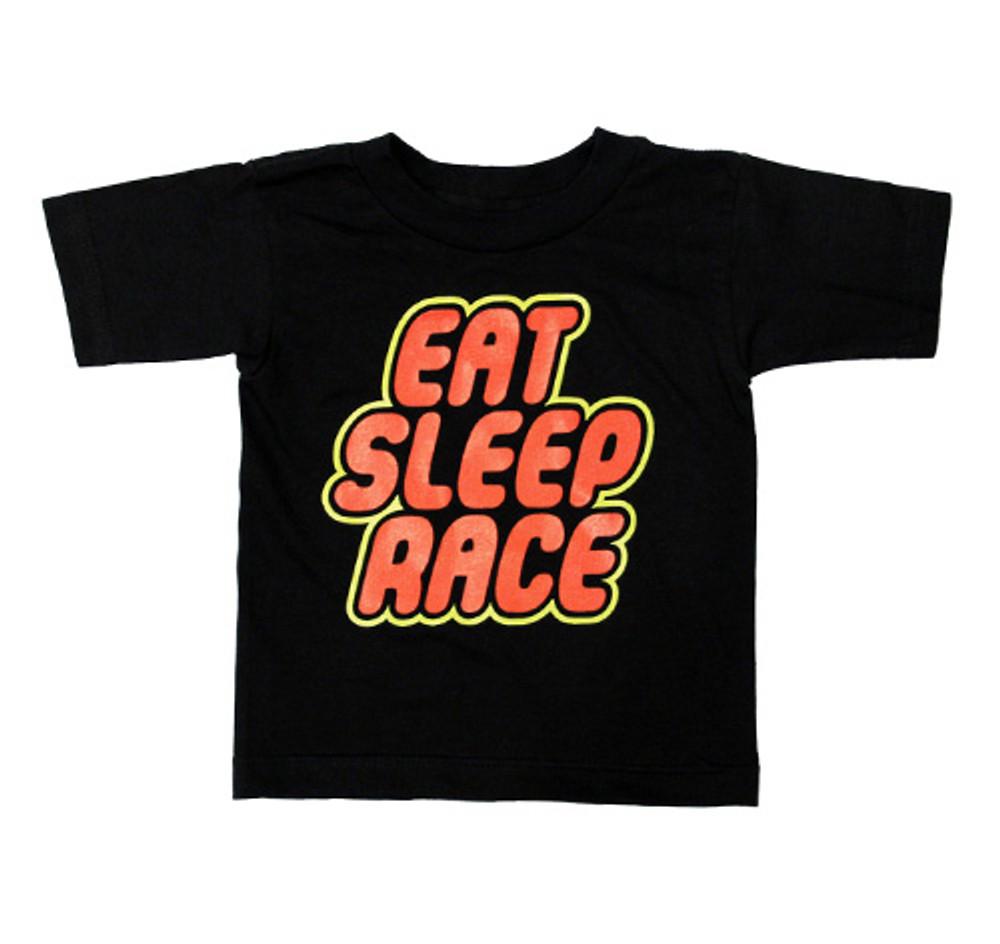 Kids Fast Bubble T-Shirt | Black