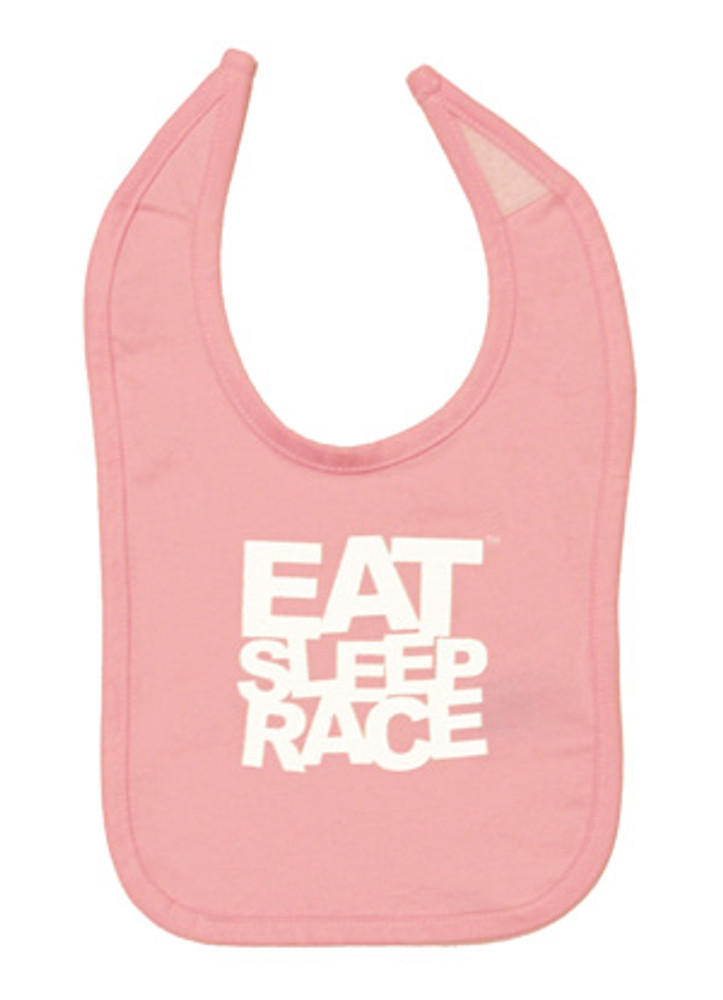 Infant Logo Bib | Pink