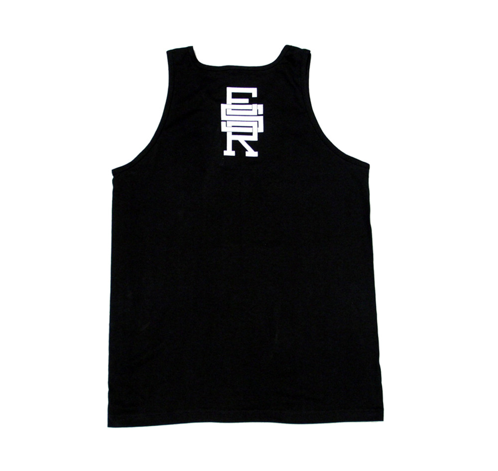 Bolt Tank Top | Black