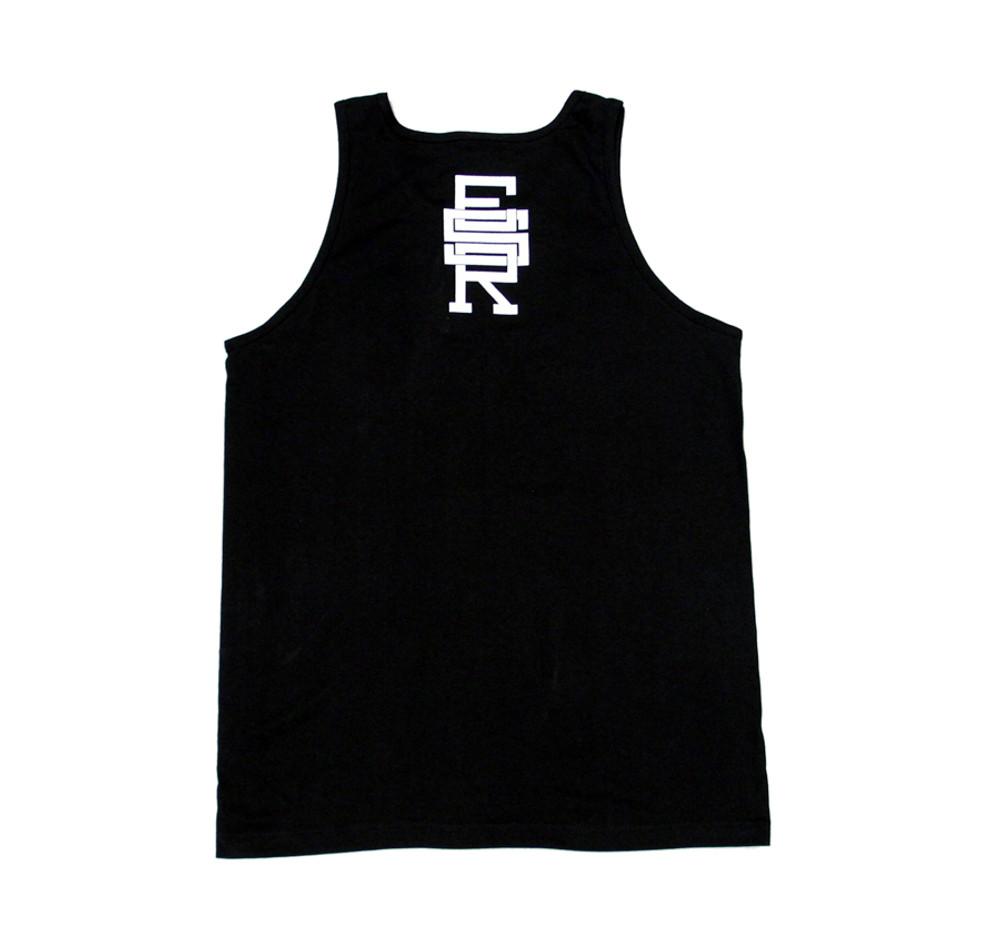 Bolt Tank Top | Black