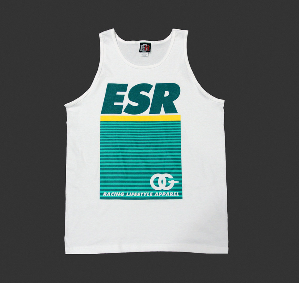 ESR Port Tank Top | White