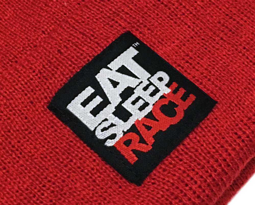Logo Team Beanie | Cardinal Red