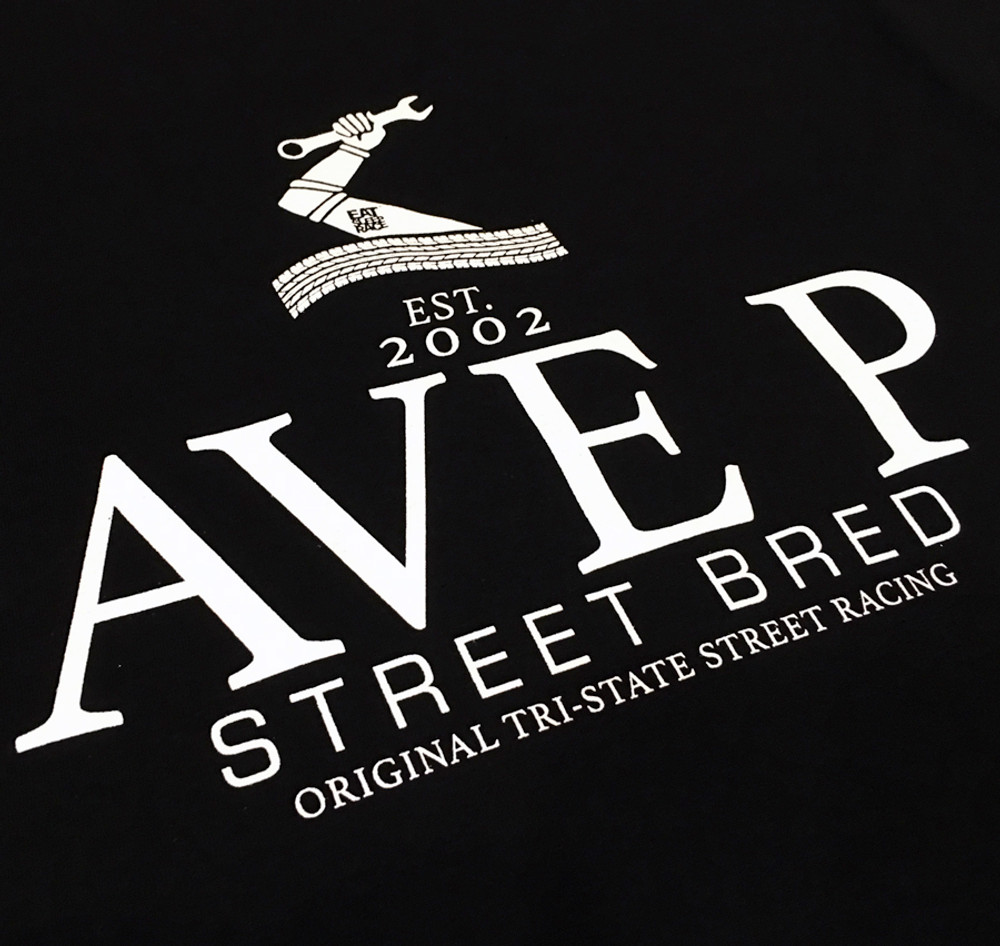 AVE P 3 T-Shirt | Black