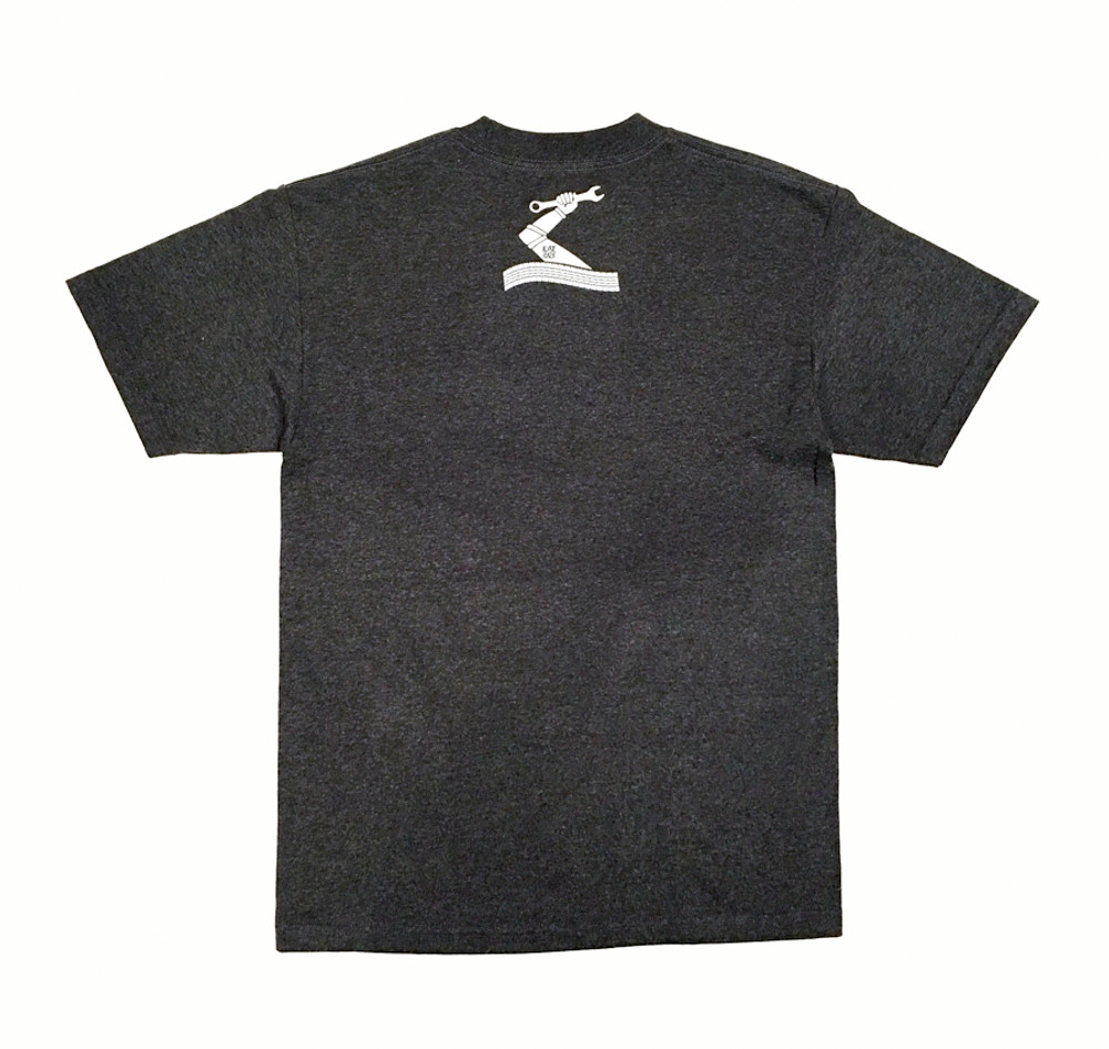 AVE P 3 T-Shirt | Charcoal