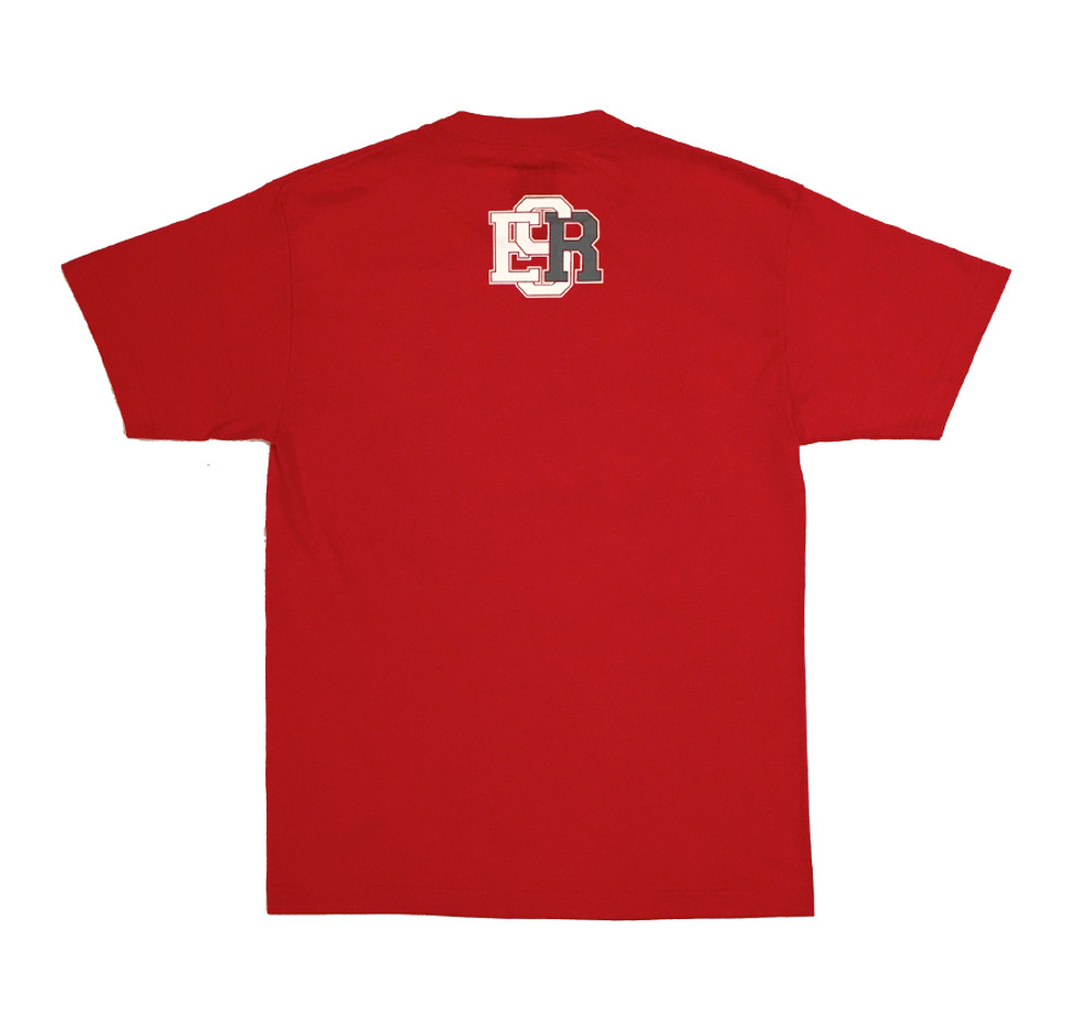 Huge Tag T-Shirt | Red
