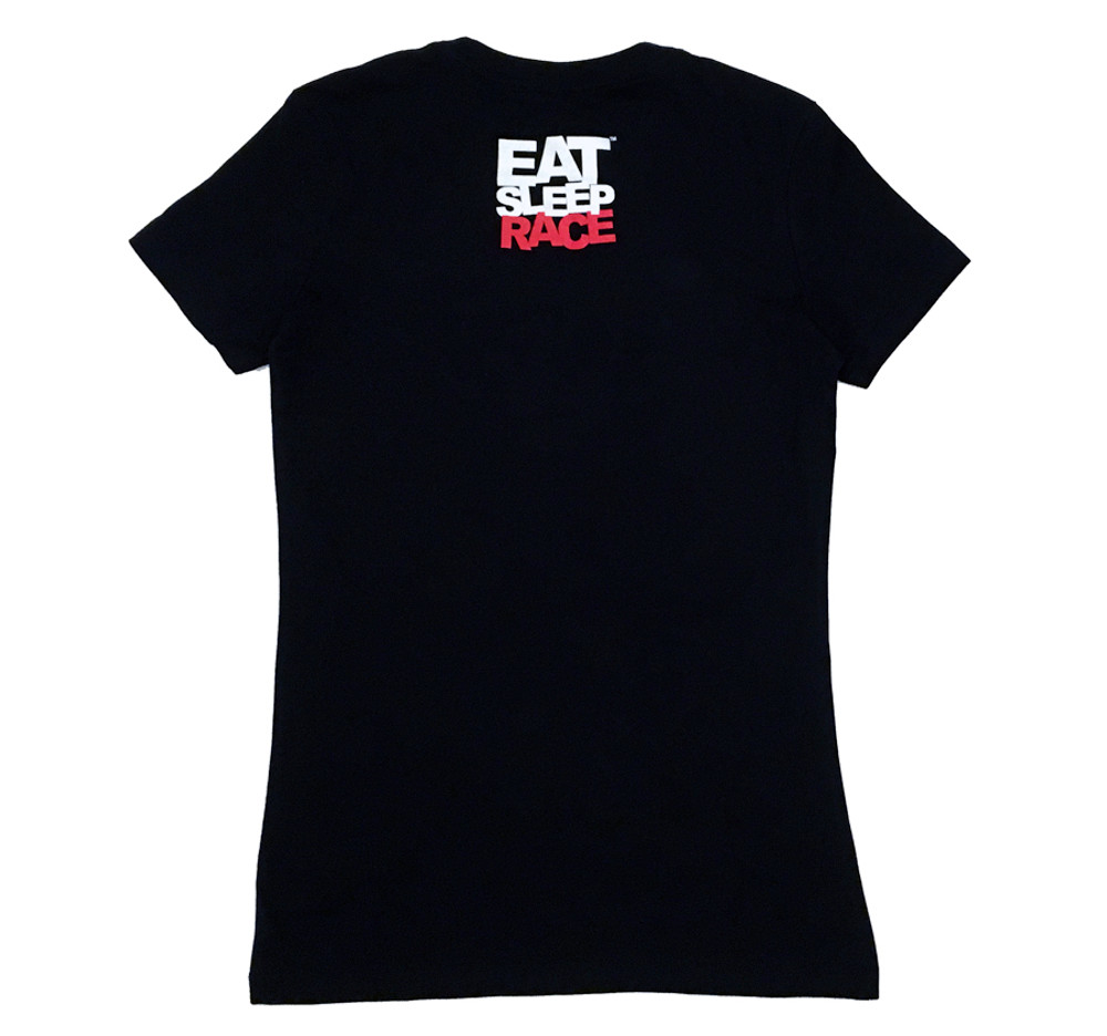 Ladies Boost Shirt | Black