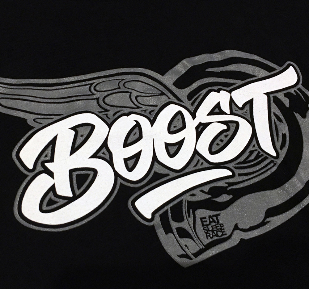 Ladies Boost Shirt | Black
