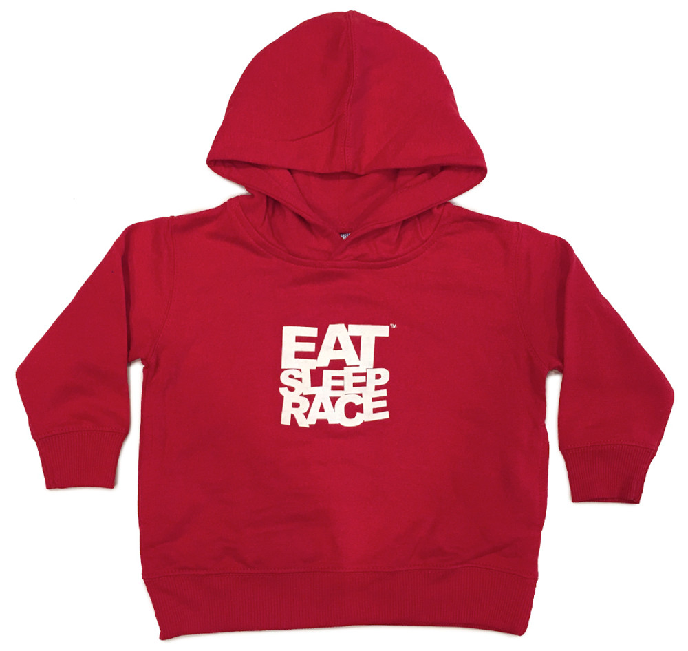 Toddler Logo Pull Over Hoodie | RedWhite