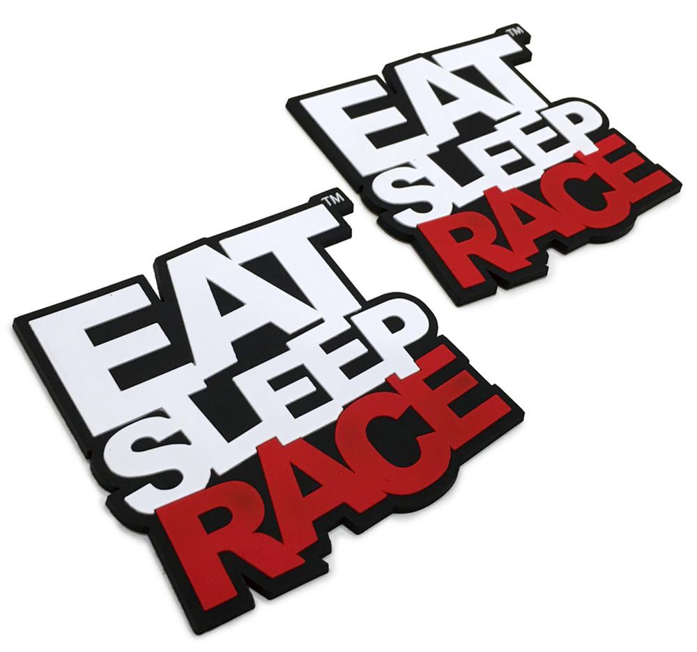 Rubber Coaster Set | Logo