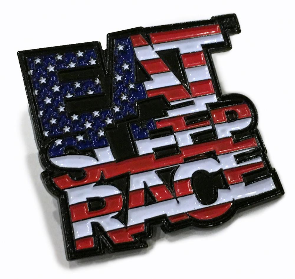 Logo Team Pin | USA