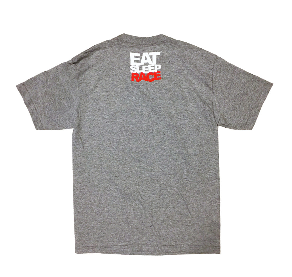 Cartoon Sparkplug T-Shirt | Grey