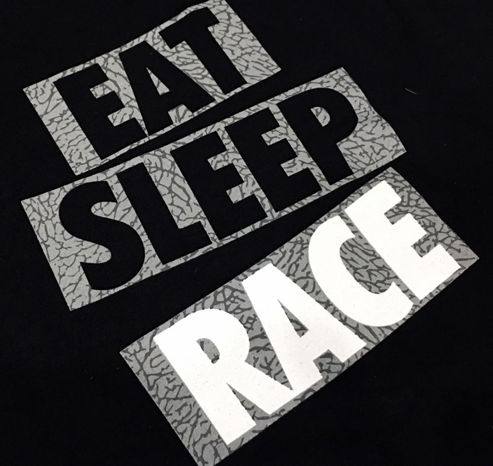 Box Logo T-Shirt | Black/Cement