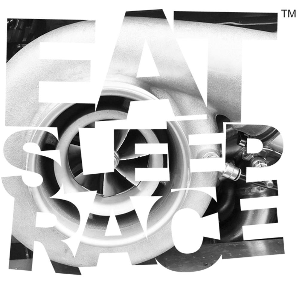 Logo Vinyl Decal   Turbo