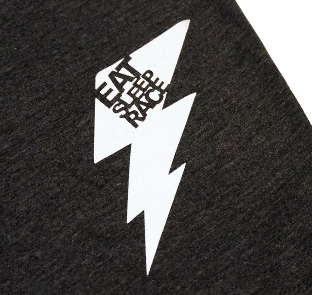 Horsepower 2 Lightweight T-Shirt | Charcoal