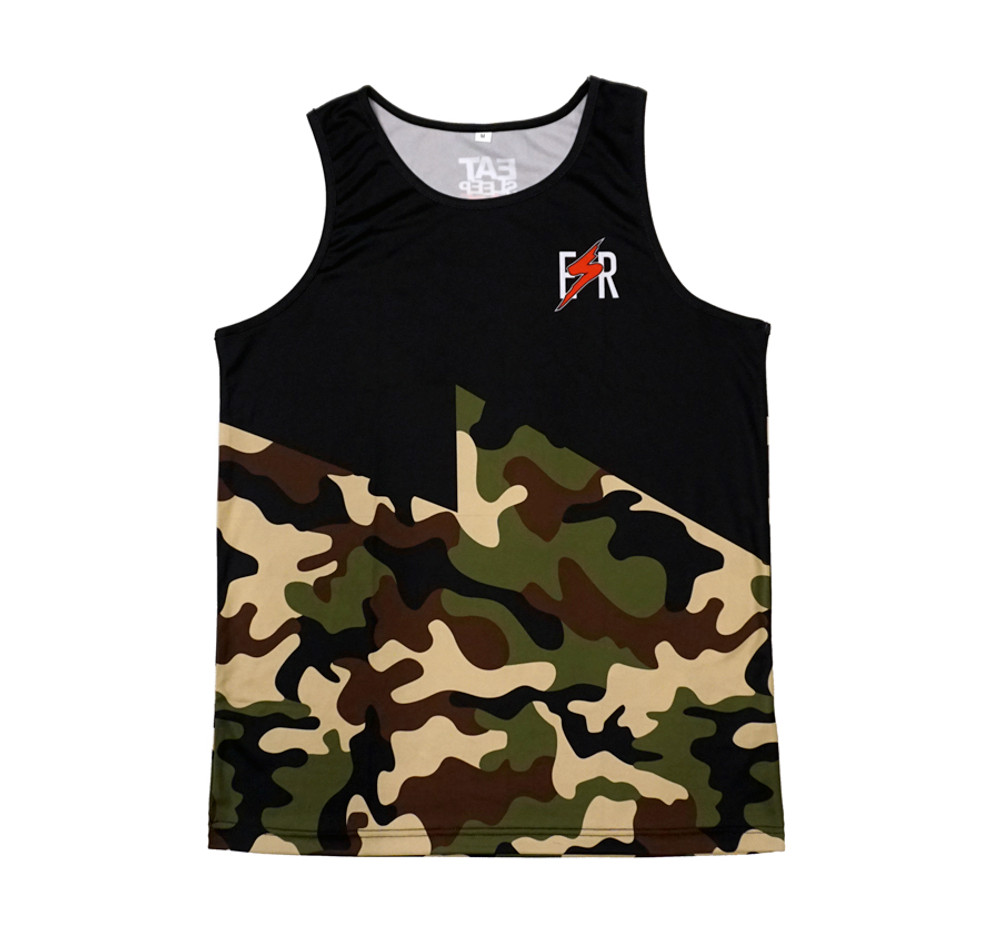 Bolt Performance Tank Top | Camo