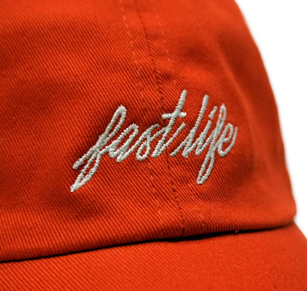 Fastlife Sport Strapback Hat | Red
