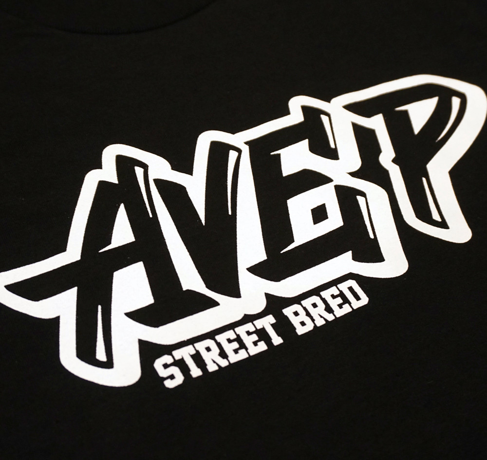 AVE P 4 T-Shirt | Black
