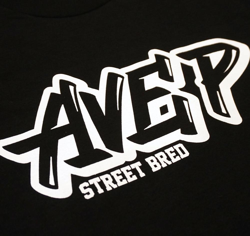AVE P 4 T-Shirt   Black