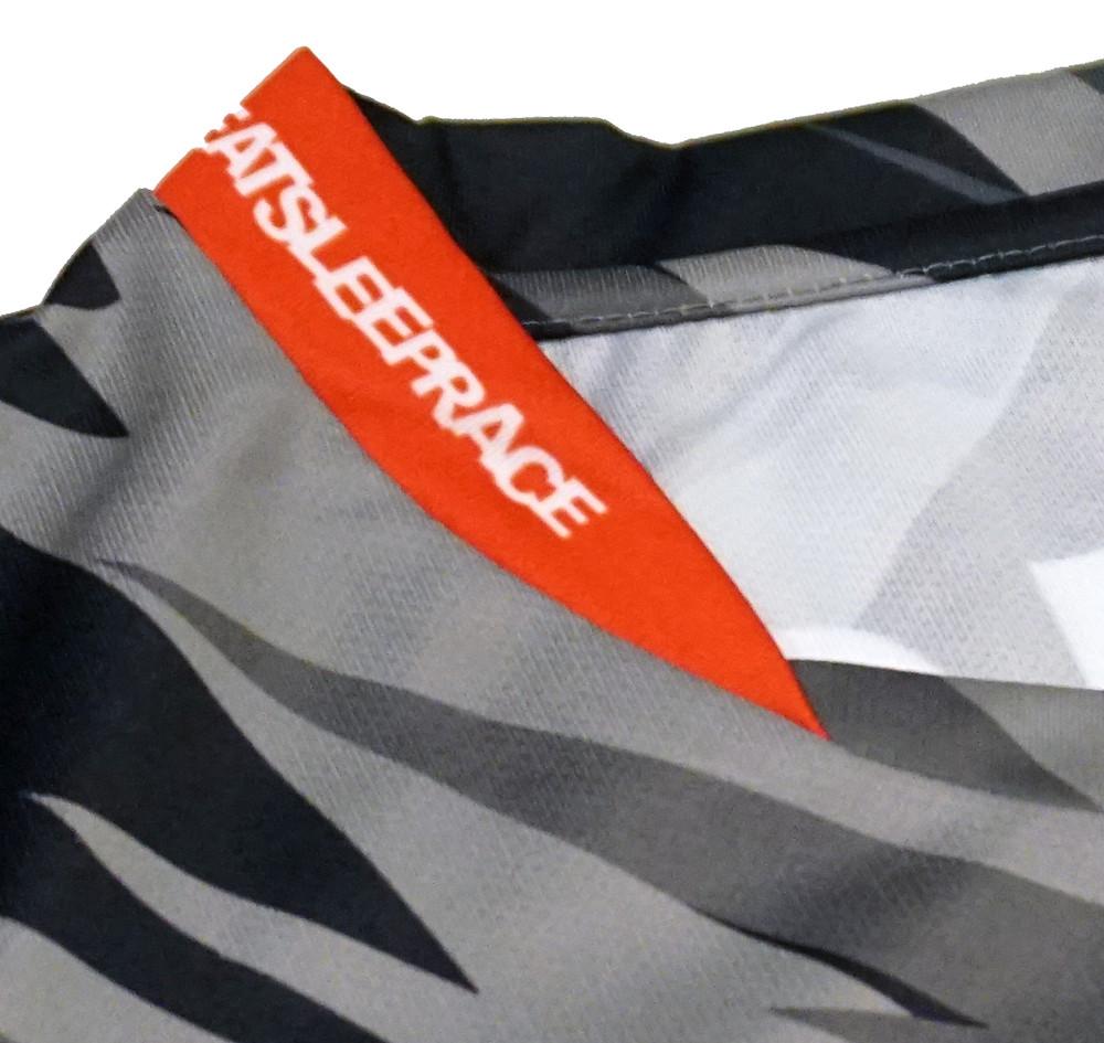 ESR Performance Racer Shirt | Camo/Red
