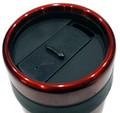 16 oz. Logo Tumbler | Red/Black