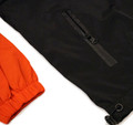 ESR Anorak Windbreaker Jacket | Red/Black
