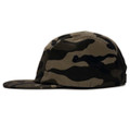 ESR 5-Panel Hat | Black Camo