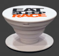 Logo Pop Grip | White