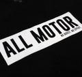 All Motor 7 Lightweight T-Shirt | Black