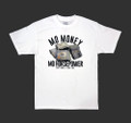 Mo Money T-Shirt | White