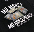 Mo Money T-Shirt | Black