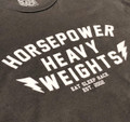 Heavyweight Gloves Lightweight T-Shirt | Charcoal