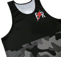 ESR Performance Tank Top | Black Camo