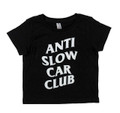 Kids Anti Slow T-Shirt | Black