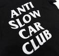 Kids Anti Slow T-Shirt   Black