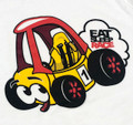 Kids Buggy T-Shirt | White