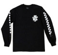 Drip Long Sleeve Shirt | Black