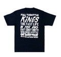 Full Throttle Kings 3 T-Shirt | Black/White