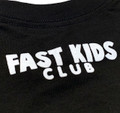 Fast Kids Club Future Racer 2 T-Shirt | Black