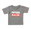 Fast Kids Club Future Racer 2 T-Shirt | Grey