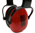 Fast Kids Club Safety Earmuffs | Youth