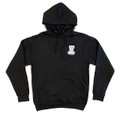 Pull Over Lock It Up Hoodie | Black