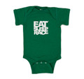 Infant One Piece Logo | Green