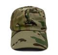 Knuckle Wrench Sport Strapback Hat | Green Multicam