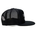 Fast Life Mesh Trucker Hat | Black