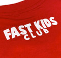 Kids Boost T-Shirt | Red